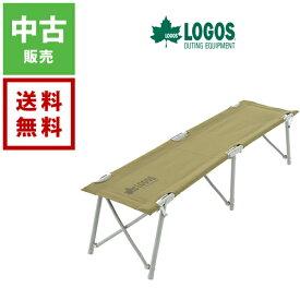【中古】LOGOS ロゴス キャンプベンチ LOGOS Life オートレッグベンチ3【送料無料】キャンプ アウトドア 椅子