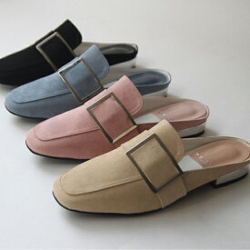 バブーシュ ローファー レディースシューズ エナメル スエード スリッパ サンダル フラットシューズ 黒 ブラック ベージュ ピンク 靴 歩きやすい パンプスセール品につき、返品・交換は一切受け付けておりません