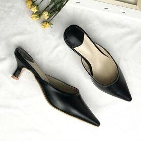 パンプス ローヒール フラットシューズ ぺたんこ ペタンコ 黒 ブラック ベージュ ブラウン グレー レディース 靴 婦人靴