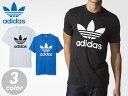 【メール便】adidas Originals アディダス オリジナルズ【AJ8829/AJ8828/AJ8830】TREFOIL TEE半袖Tシャツ/トレフォイ...