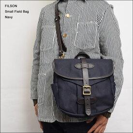 FILSONフィルソン【70230-NAVY】SMALL FIELD BAGNavyスモール フィールドバッグショルダーバッグ