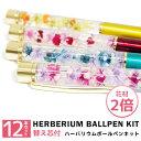 【替え芯付】【色を選べる】ハーバリウムボールペン 本体 ハーバリウムペン ハーバリウム ペン 手作り キット カスタ…