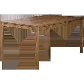 A TEMPO DINING TABLE 150 (TSUKIITA) (OAK)アテンポ ダイニング テーブル 150 オーク[D VECTOR PROJECT 300001]