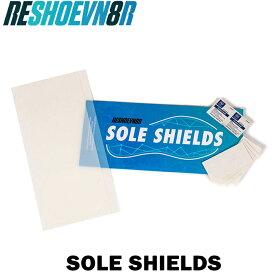 RESHOEVN8R リシューブネイター SOLE SHIELDS ソールシールド滑り止め付き ソール 汚れ すり減り 保護 スニーカー 靴