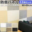 音の振動を吸収する 壁材 フェルトボード 約60×80cm 12枚セット フェルメノン (Do) 騒音トラブル対策 お買い物マラソン