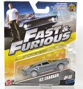 "MATTEL 1:55 SCALE ""THE FAST AND THE FURIOUS"" ""ICE CHARGER"" マテル社製 1:55スケール ""アイス チ..."