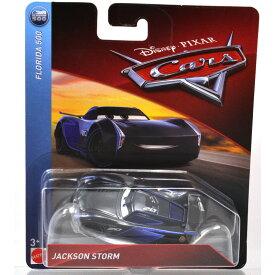 "MATTEL Disney-PIXAR ""CARS3""JACKSON STORM #20マテル ディズニー/ピクサー 「カーズ」カーズ3 ジャクソン・ストーム #20"