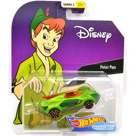 "MATTEL HOTWHEELS 1:64SCALE DISNEY CHARACTER CARS SERIES 2 - ""PETER PAN"" マテル社製 ホットウィール 1:64スケール ディズニーキャラクターカーズ シリーズ2 -「ピーターパン」[並行輸入品]"