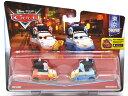 "MATTEL Disney-PIXAR ""CARS2"" CRUISIN' TOKYO ""OKUNI & SHIGEKO"" 2-PACK マテル ディズニー/ピクサー 「カーズ2」 …"
