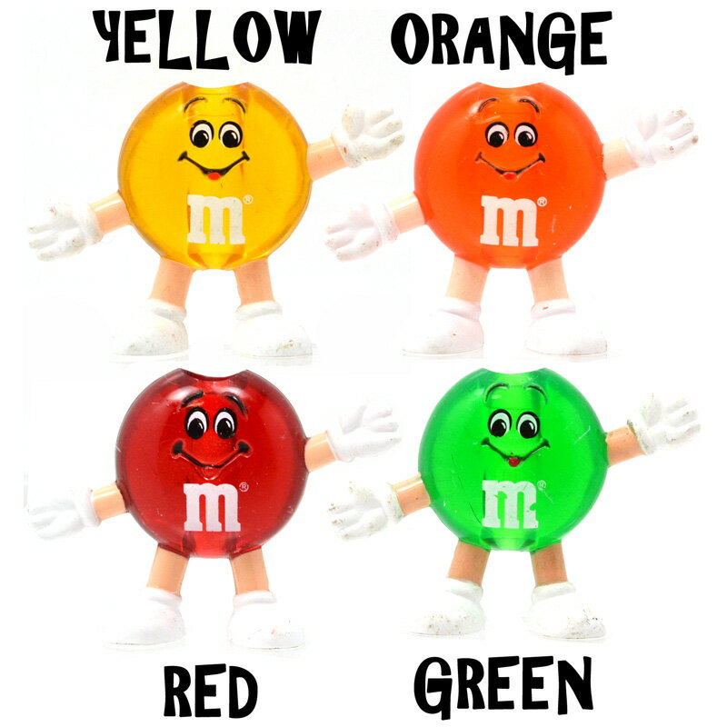 m&m's (YELLOW,ORANGE,RED,GREEN) ライトカバー (イエロー,オレンジ,レッド,グリーン) クリスマスオーナメント