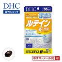 【店内P最大16倍以上&300pt開催】 パソコン・スマホを使う人に 機能性表示食品【DHC直販】【メール便OK】 「ルテイン」配合 光対策 30日分| DHC サプリ dhc ディーエイチシー サプリメント 目のサプリ 目 健康食品 カシス 目のサプリメント メグスリノキ ブルーライト