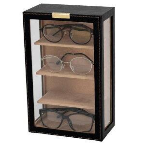 メガネスタンド かわいい 眼鏡スタンド めがねスタンド おもしろ おしゃれ 眼鏡掛け ディスプレイ 複数 メガネケース コレクションケース メガネ 眼鏡 収納 サングラス コレクション ケース