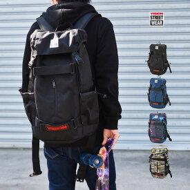楽天市場 vision street wear バックパック リュック メンズバッグ