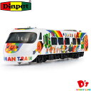 ダイヤペット DK-7129 予讃線8000系 アンパンマン列車 アガツマ 3歳から 鉄道コレクション