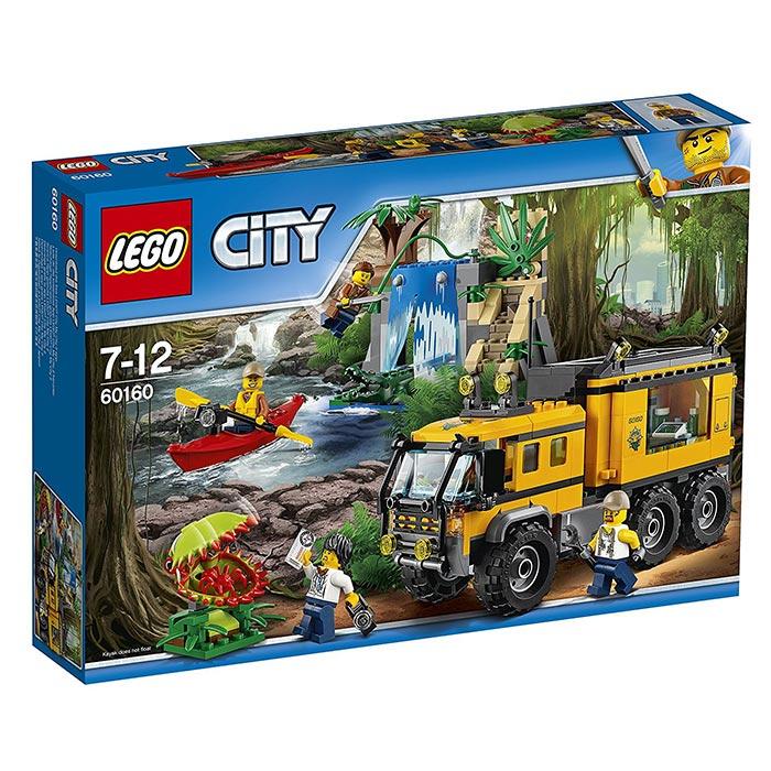 レゴ シティ ジャングル探検移動基地 60160 LEGO CITY ブロック