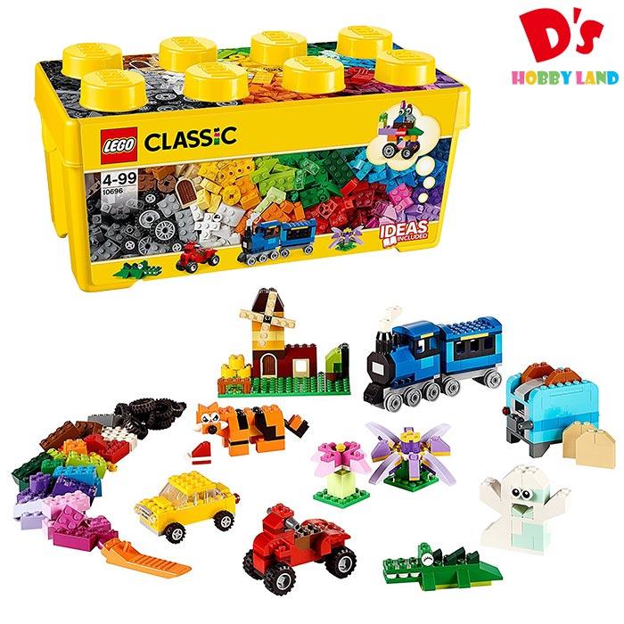 レゴ(R)クラシック 黄色のアイデアボックスプラス 10696 LEGO CLASSIC 【35色のレゴブロックのセット】 4歳以上