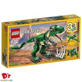 レゴ(LEGO) クリエイター ダイナソー 31058 7才から 恐竜 変形