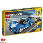 レゴ(LEGO)クリエイターターボレーサー31070ブロック