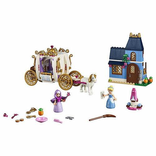 レゴ (LEGO) ディズニー シンデレラ 12時までのまほう 41146 Disney 6歳〜
