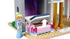 レゴ(LEGO)ディズニープリンセスシンデレラのお城41154