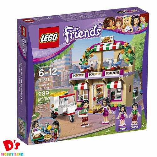 レゴ フレンズ ハートレイクのピザレストラン 41311 ブロック LEGO FRIENDS ハートレイクシティ