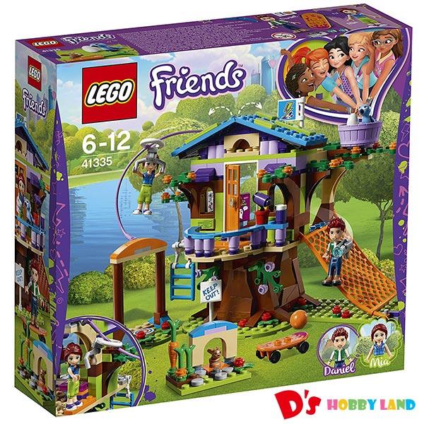 レゴ フレンズ ミアのツリーハウス 41335 LEGO 6才から