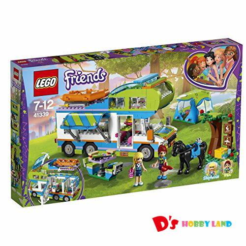 レゴ フレンズ ミアのキャンピングカー 41339 LEGO 7才から