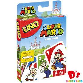 ウノ UNO スーパーマリオ DRD00 <マテル・インターナショナル> 7才〜