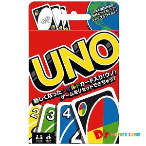 ウノ UNO カードゲーム B7696 マテルインターナショナル 7才から