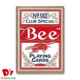 ビー トランプ 赤 Bee No.92 Club Special マツイゲーミングマシン