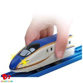 テコロジープラレール TP-06 E7系新幹線かがやき タカラトミー 3歳から
