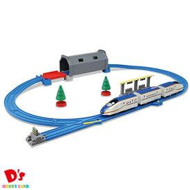 プラレール トンネルを照らそう! ライト付E7系新幹線かがやき ベーシックセット タカラトミー 3才から