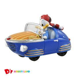 ディズニートミカ ミッキーマウスとロードレーサーズ MRR-8 ダック・バルケッタ ドナルドダック タカラトミー 3才から