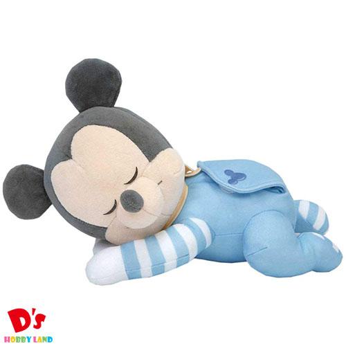 いっしょにねんね すやすやメロディ ベビー ミッキー タカラトミー ミッキーマウス ぬいぐるみ 0歳から