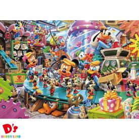 108ピース ジグソーパズル ディズニー ミッキーのトイファクトリー(18.2x25.7cm) テンヨー 6才から
