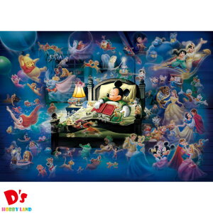 ディズニーシリーズ 108ピース ミッキーのドリームファンタジー