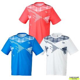 【クリアランスセール】2021年SSモデル テニス【ダンロップ】DUNLOP ウエア ゲームシャツ DAP-1100【春夏ウェア】