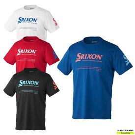 【再値下げ】2020年SSモデル テニス【スリクソン】SRIXON ウエア Tシャツ SDL-8003