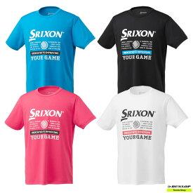 【再値下げ】2018年FWモデル テニス【スリクソン】SRIXON ウエア Tシャツ SDL-8841