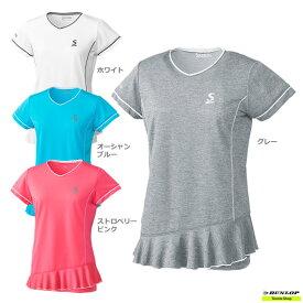 2020年SSモデル テニス【スリクソン】SRIXON ウエア ゲームシャツ SDP-1020W