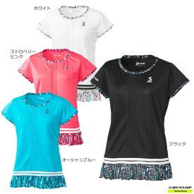 2020年SSモデル テニス【スリクソン】SRIXON ウエア ゲームシャツ SDP-1028W【春夏ウェア】