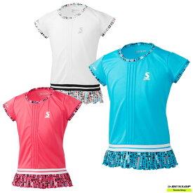 【再値下げ】2020SSモデル テニス【スリクソン】SRIXON ウエア ジュニア ゲームシャツ SDP-1028WJ