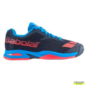 テニス【お買い得商品 バボラ】BABOLAT シューズ ジェット ジュニア用 オールコート (BAS17648)