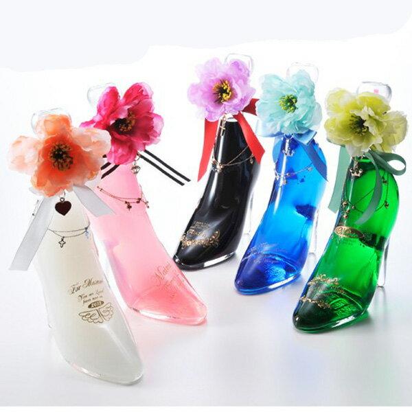 【名入れ プレゼント】【酒】【ワイン】 ガラスの靴 / シンデレラシュー ゴージャスパッケージ仕上げ