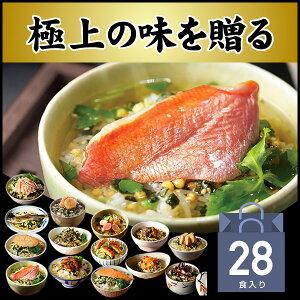 【高級 ギフト】【高級お茶漬けセット】(全14種類×2...