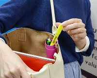 【bobino/ボビーノ】メガネケース【眼鏡めがねメガネデザインカラフルおしゃれかわいい縦クリップハード旅行小物入れ】【車サングラスフックペンケース海外輸入デザイン文具ならイーオフィス】