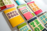 【Clairefontaineクレールフォンテーヌ】NOTEBOOKホチキス留めノートSMALLLETTER