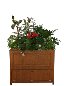 プランティング ファーニチャー NewPF900 /ベランダやバルコニー専用に開発された植栽用システムコンテナ