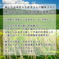 新米令和2年産特別栽培米きぬむすめ奥大山プレミアム特別栽培米研究所鳥取県江府町選べる精米白米玄米5kg