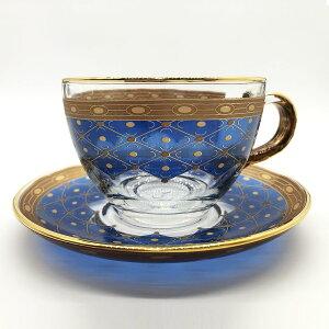 トルコチャイ カップ&ソーサー セット 耐熱ガラス B-10 MTSCG-1 おしゃれ トルココーヒー グラス インテリア 飾り棚用 クリア ガラス 紅茶 コーヒー 来客用 人気 カップソーサーセット プレゼ